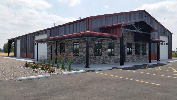 Barn With Living Quarters Floor Plans Musser Eec