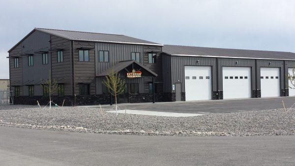 C s exterior designs eec for 4000 sq ft steel building